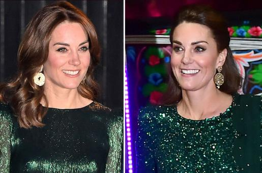 Kate Middleton Dazzles in Green: Which Look Do You Prefer