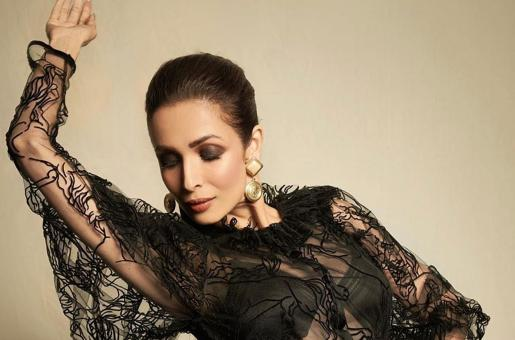 Malaika Arora Leaves Jaws Dropping in Latest All-Black Look