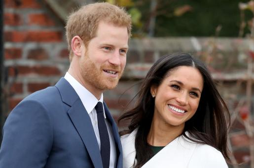 Meghan Markle, Prince Harry Are a Sight for Sore Eyes as They Arrive in the UK