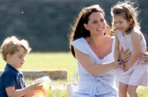 Kate Middleton Reveals Prince George, Princess Charlotte's New Hobby