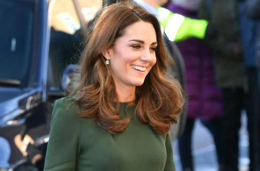 Kate Middleton Has a Penchant for Green and These Looks are Proof