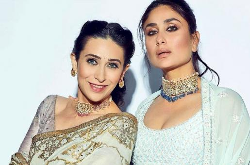 Kareena Kapoor Reveals Reason She Has Never Been in a Film With Sister Karisma