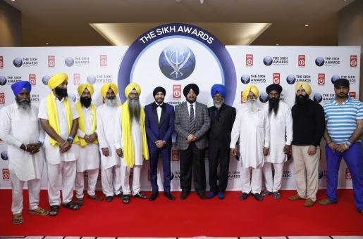 First Ever Sikh Awards Held in Dubai