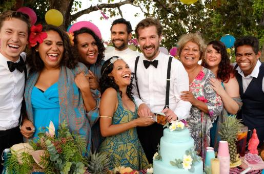 Top End Wedding Movie Review: This Amazon Prime Video Film is Fluff Bluff
