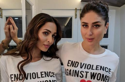 Kareena Kapoor, Malaika Arora Sporting a Vest Top And Jeans Is a Total Mood