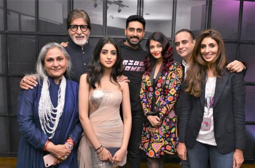 Amitabh Bachchan and Family Are NOT Celebrating Holi This Year