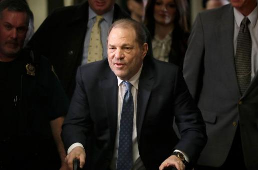 Harvey Weinstein's Lawyers Request for a Lenient Sentence