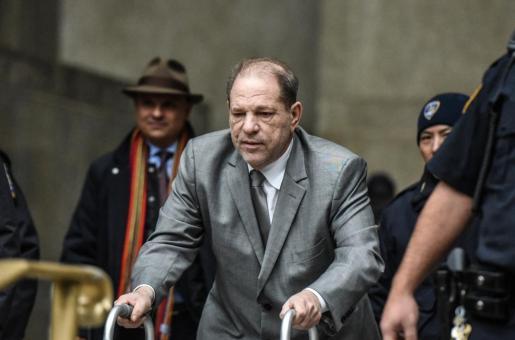 Harvey Weinstein Gets 23 Years in Prison