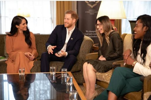 Prince Harry is Back to His Cheeky Old Self, His Recent Picture With Meghan Markle Says It All!