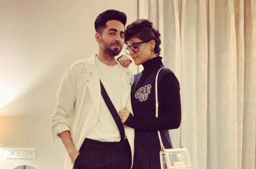 Ayushmann Khurrana to Produce his Wife's Film?