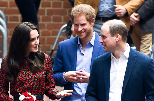 Prince Harry Reportedly Misses Prince William and Kate Middleton