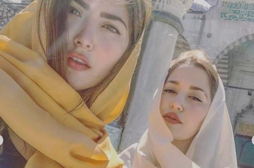 Naimal Khawar Shares Unseen Candid Pictures With Sister on Her Birthday