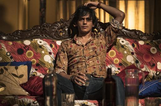 How Vijay Varma Played The Sleazy Gangster In The Netflix Series She