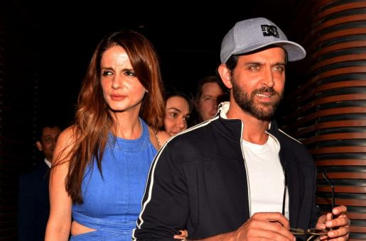 Coronavirus in Bollywood: Sussanne Roshan Moves into Hrithik Roshan's Home for the 21-day Lockdown