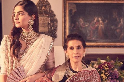 Sonam Kapoor Wishes She Could Hug Her Mum on Her Birthday