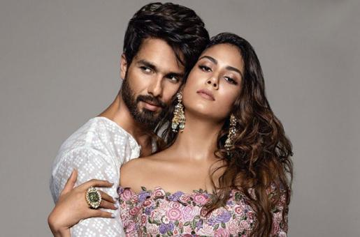 This Is How Star Couple Shahid Kapoor and Mira Rajput Are Passing Time At Home