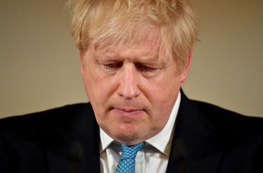 Boris Johnson Tests Positive for Covid-19