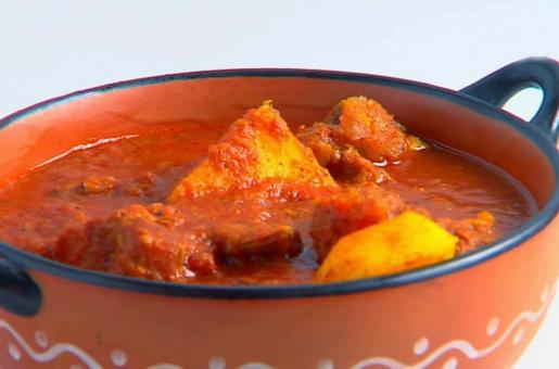 Recipe of the day: Aloo Gosht