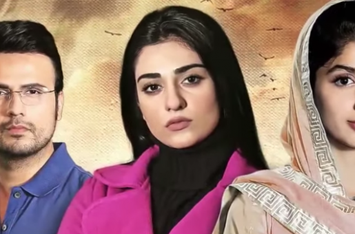 Sabaat Episode 6:  Hassan Puts His Life on the Line To Protect Anaya