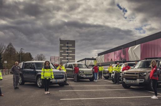 Luxury Car Companies Stepping Up to Combat Coronavirus