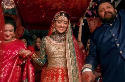 Meher Posh Episode 2:  Mehru and Noman's Wedding Takes Place