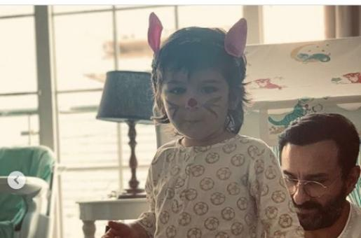 Taimur Ali Khan is the CUTEST Easter Bunny. Check Him Out