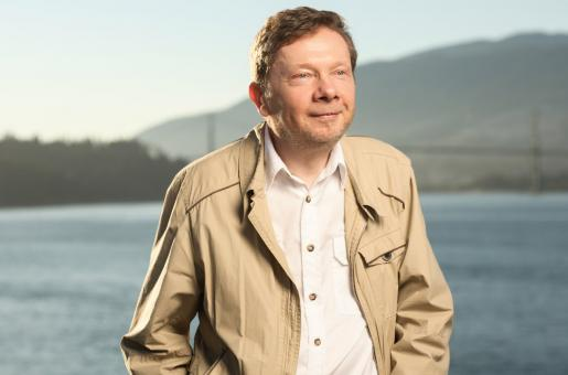 Get Inner Peace: 15 Life Lessons from Eckhart Tolle To Help You Deal With Stress