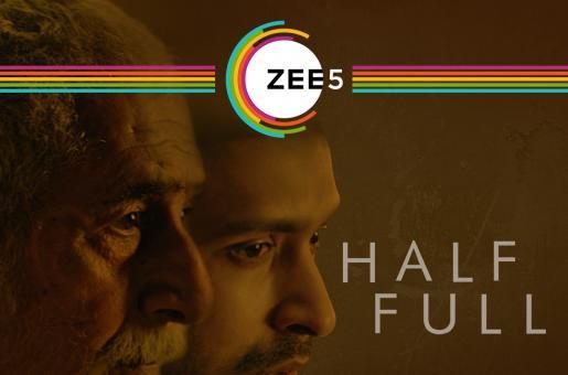 Half Full Short Film Review: Naseeruddin Shah and Vikrant Massey Make it Worth Watching