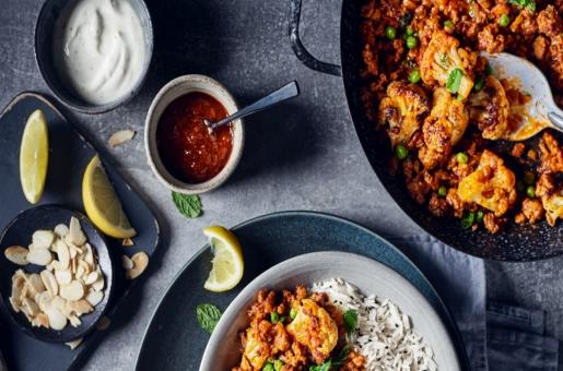 Ramadan Recipe: LAMB KEEMA CURRY