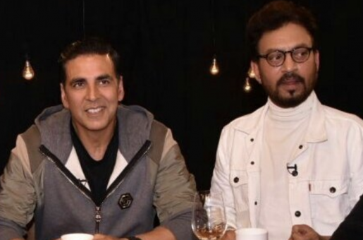 Irrfan Khan One of the Finest Actors of Our Time: Akshay Kumar Mourns the Loss