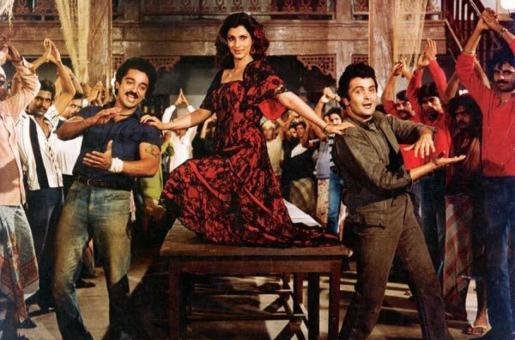 When Rishi Kapoor and Kamal Haasan Both had a Crush on Dimple Kapadia - Blast from the Past