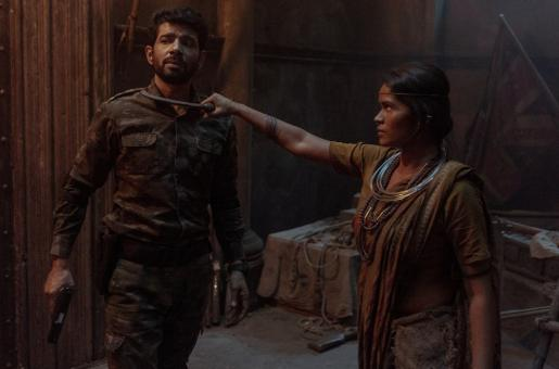 Betaal on Netflix Review: A Series with Sketchy Characters!