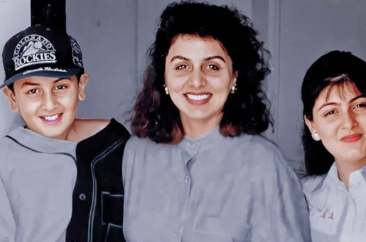 These Ranbir Kapoor Childhood Pictures Are Surely a Trip Down Memory Lane