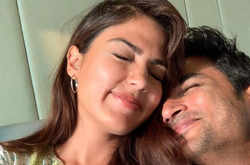 Rhea Chakraborty breaks her silence on Sushant in emotional Instagram post