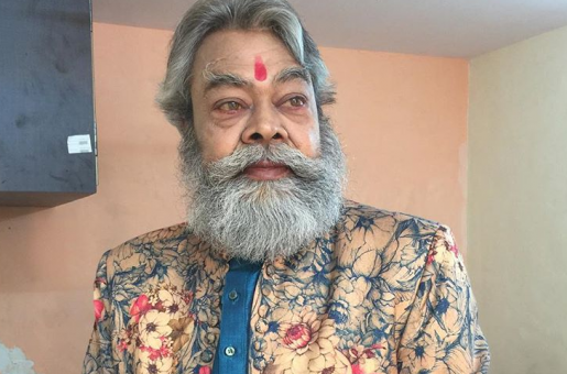 Anupam Shyam is stable in hospital with a kidney infection