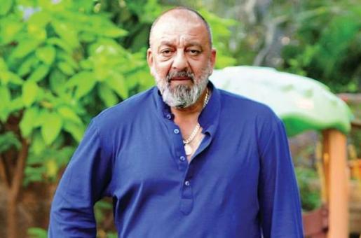Sanjay Dutt resumes filming for Shamshera during cancer treatment