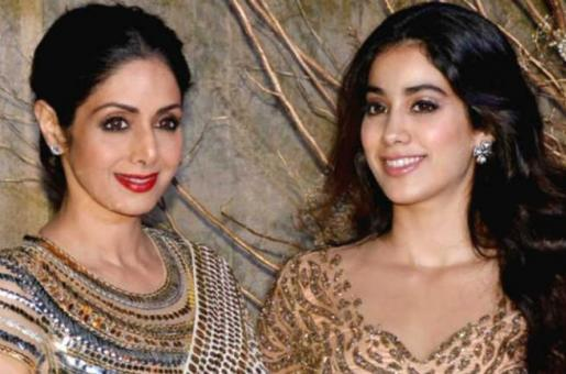 Janhvi Kapoor speaks about following in her mother's legendary footsteps