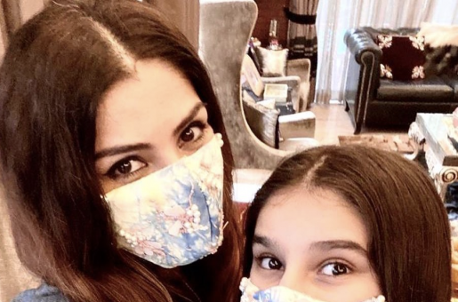 Bollywood actors show they can mix fashion and safety whilst wearing masks