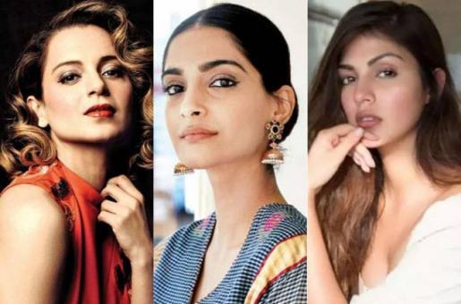 "Sonam Kapoor, Zoya Akhtar, Anurag Kashyap write to Indian media: ""Stop Rhea's witch-hunt"""