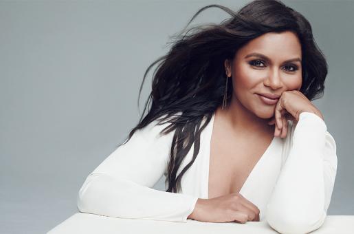 "Mindy Kaling: ""I would love to work with Sonam Kapoor or Deepika Padukone"""