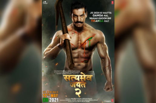 John Abraham's new movie Satyameva Jayate 2 to release in cinemas in May 2021