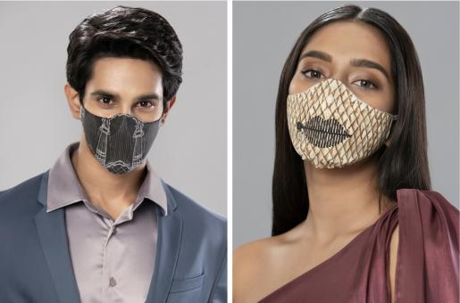 Face mask fashion: Best Indian designed masks and where you can buy them