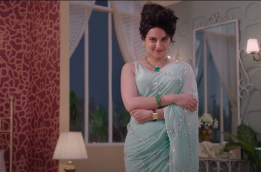 """Kangana Ranaut says """"there is no group-ism or gang-ism"""" down South"""