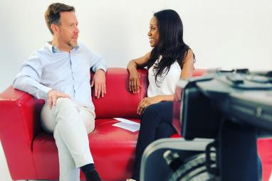Shy of Facing the Camera? This Presenter Masterclass by Gareth Davies Will Sort You Out