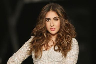 Sara Ali Khan Works in Films to Tell Stories And Not for Becoming a Role Model