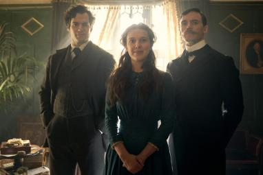 Review: Netflix's Enola Holmes is sharp and entertaining but lacking in depth