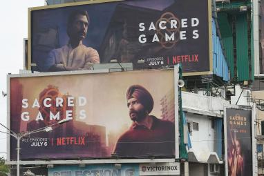 India to regulate streaming services, online content like Netflix, Amazon Prime