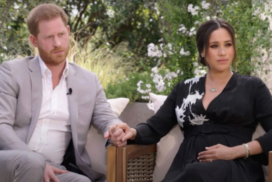 Meghan Markle says she's 'saddened' by the bullying complaint reports
