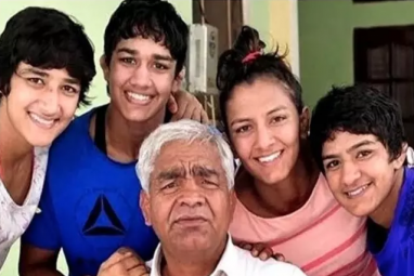 Dangal-fame Phogat family member commits suicide after losing wrestling match
