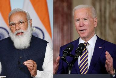 Covid-19: PM Modi asks U.S. President Joe Biden for help on the telephone